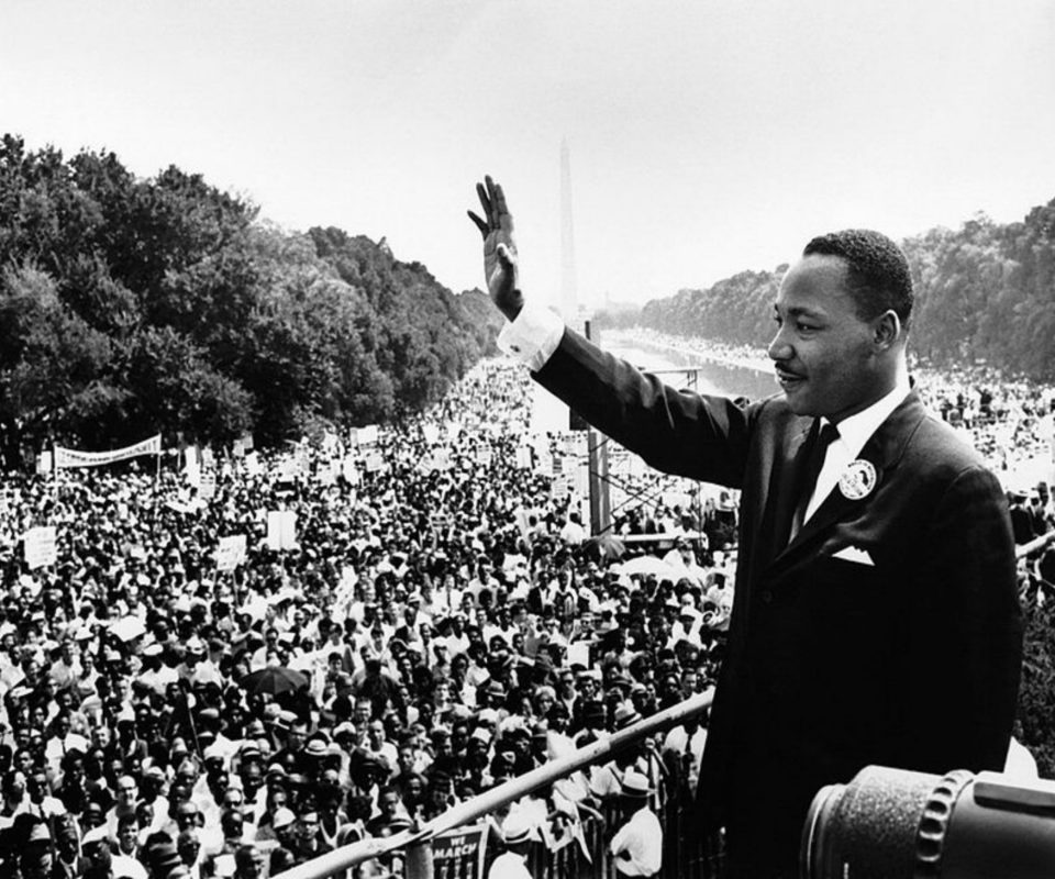 Dia Mundial de Martin Luther King